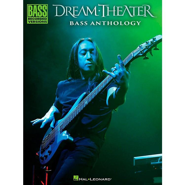 Hal LeonardDream Theater Bass Anthology