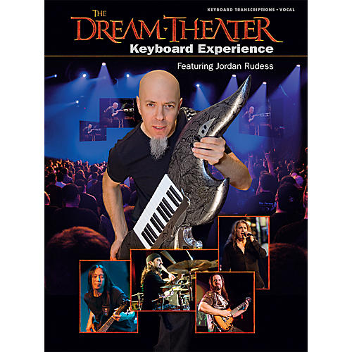 Alfred Dream Theater: Keyboard Experience (Book)-thumbnail