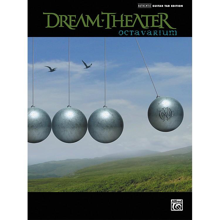 Hal LeonardDream Theater Octavarium Guitar Tab Songbook