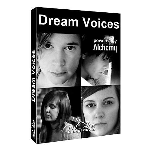 Camel Audio Dream Voices - Alchemy Sound Library Software Download-thumbnail