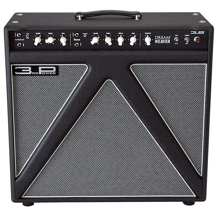 3rd Power AmpsDream Weaver 38W 1x12 Tube Guitar ComboBlack