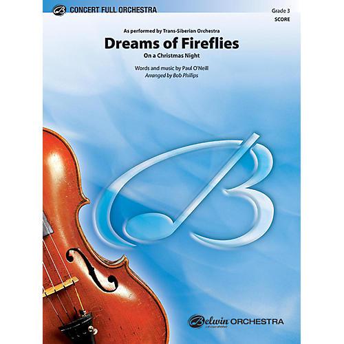 BELWIN Dreams of Fireflies (On a Christmas Night) Grade 3-thumbnail