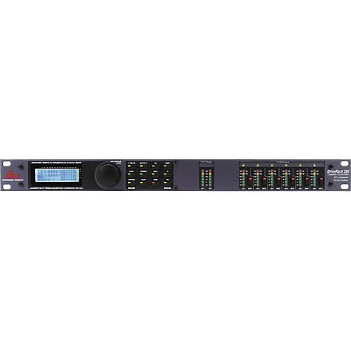 dbx DriveRack 260 Complete Equalization and Loudspeaker Control System-thumbnail