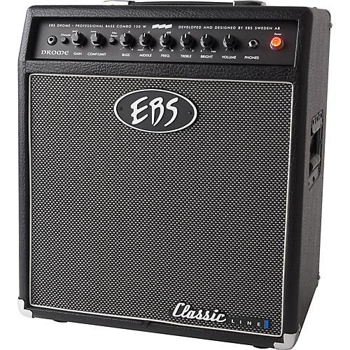 EBS Drome Classic Bass Combo Amp