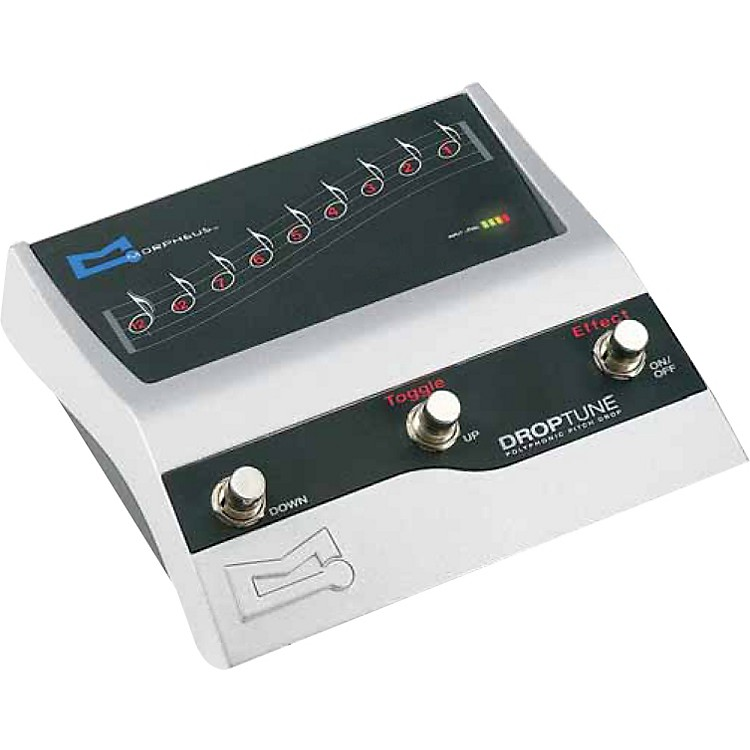 morpheus droptune octave guitar effects pedal musician 39 s friend. Black Bedroom Furniture Sets. Home Design Ideas