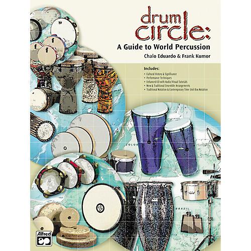 Alfred Drum Circle (Book and CD)
