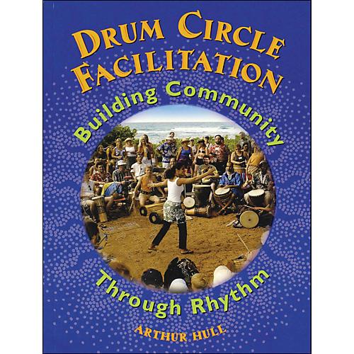 Hal Leonard Drum Circle Facilitation Book - Building Community Through Rhythm-thumbnail