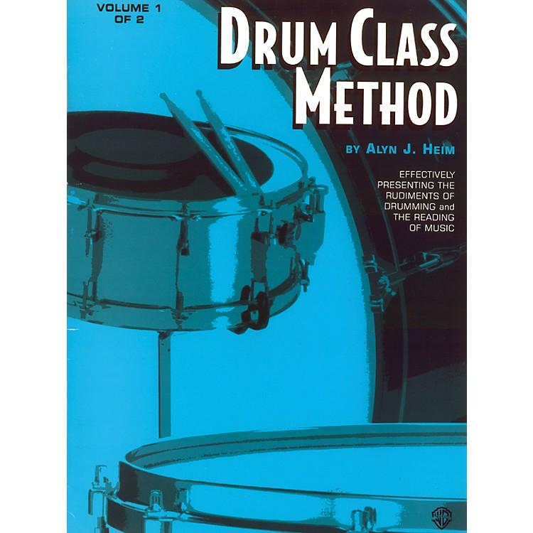 AlfredDrum Class Method Volume I