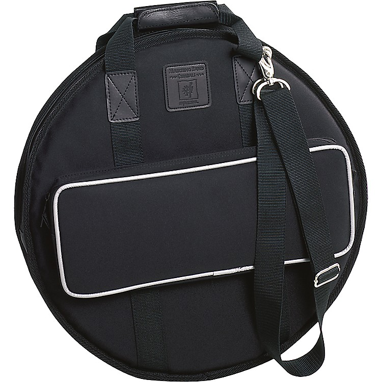 Meinl Drum Gear Professional Cymbal Bag 16 In Black
