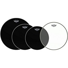 """Remo Drum Head Resonant Pack 12"""", 13"""", 16"""" with 14"""" Hazy Snare-Side Drum Head"""