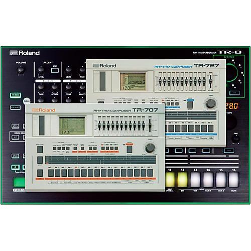 roland drum machine expansion for tr 8 software download musician 39 s friend