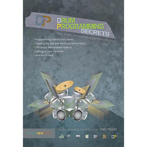 Keyfax Drum Programming Secrets DVD Series DVD Written by Various-thumbnail