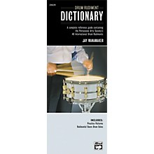 Alfred Drum Rudiment Dictionary (Book)