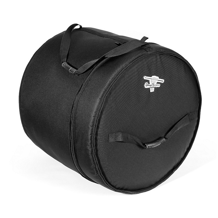 Humes & Berg Drum Seeker Bass Drum Bag Black 14x20