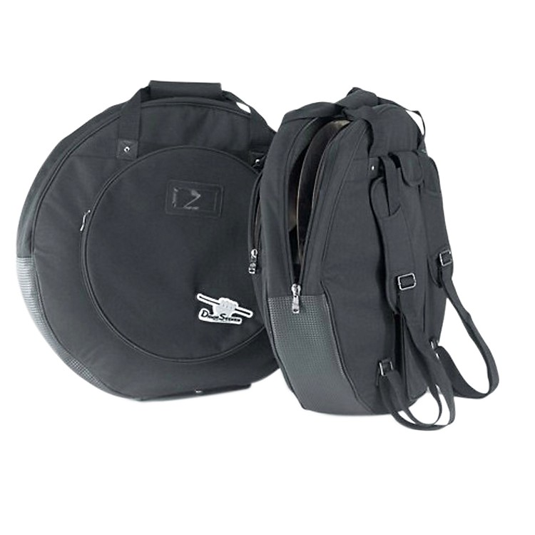 Humes & Berg Drum Seeker Cymbal Bag with Dividers Black 22 Inch