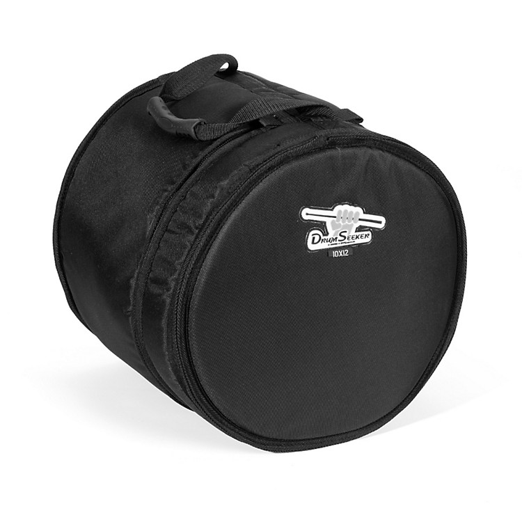 Humes & Berg Drum Seeker Tom Bag Black 12x14