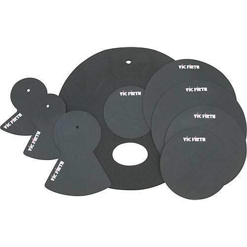 Vic Firth Drum Set Mute Prepack  20 in.