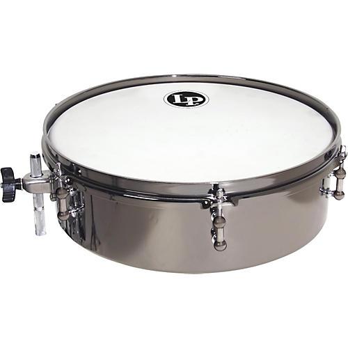 LP Drum Set Timbale 4 X 12 Black Nickle
