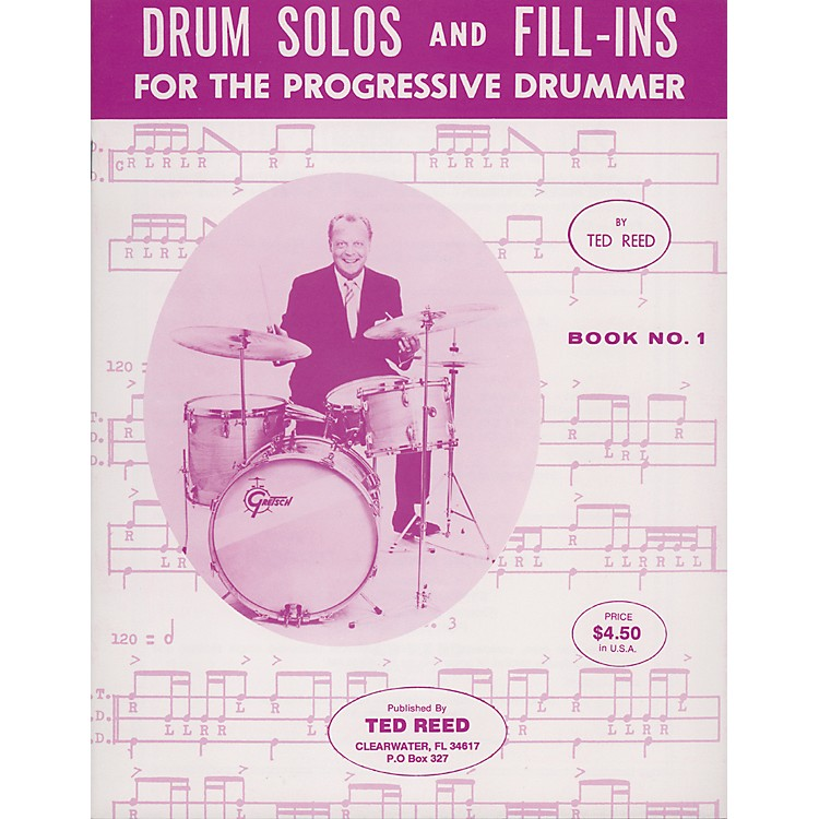 AlfredDrum Solos and Fill-Ins Book 1