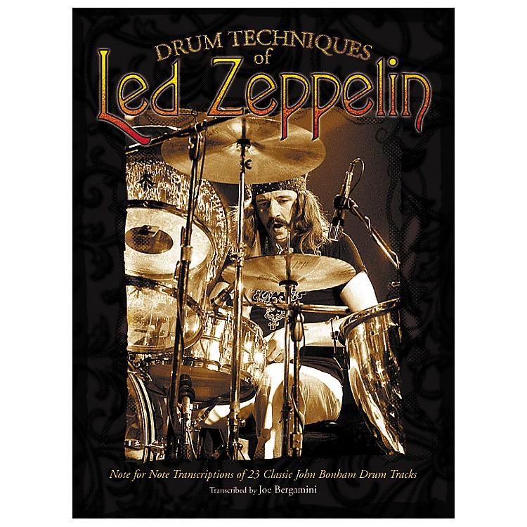 AlfredDrum Techniques of Led Zeppelin (Book)