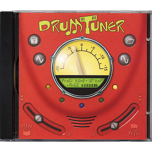 Headfx Drum Tuner (CD)