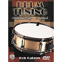 Warner Bros Drum Tuning - Sound and Design..Simplified DVD