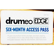 Drumeo Drumeo Edge Membership Card - Six Months