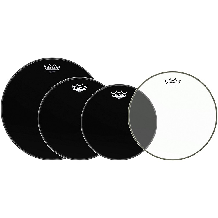 Remo Drumhead Resonant Pack 12