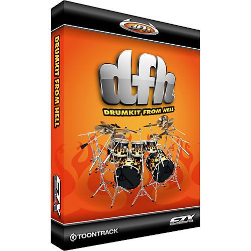 Toontrack Drumkit From Hell EZX Software Download