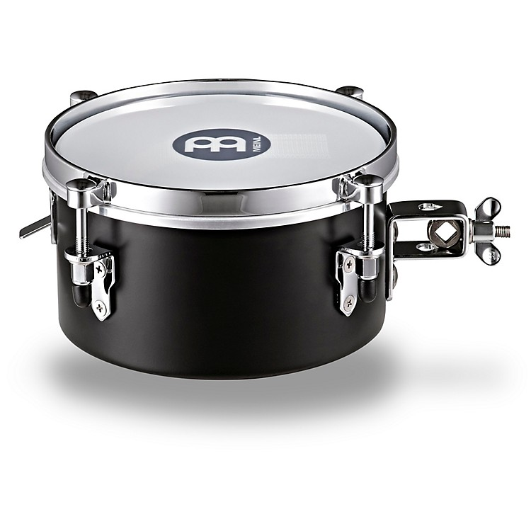 Meinl Drummer Snare Timbale Black 8 Inch