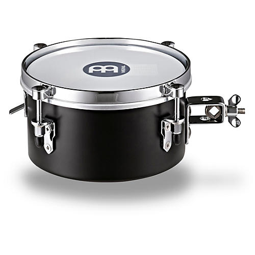 Meinl Drummer Snare Timbale Black 8 in.