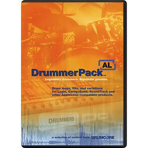 Submersible Music DrummerPack AL AppleLoop Library