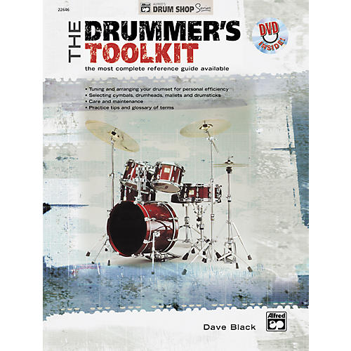 Alfred Drummer's Toolkit (Book/DVD)-thumbnail