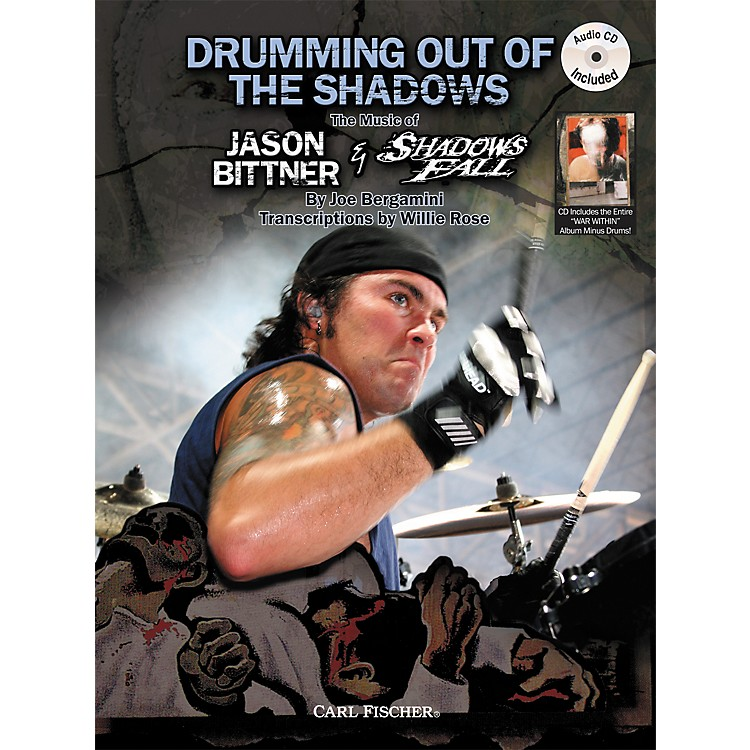 Carl FischerDrumming Out of the Shadows Book/CD