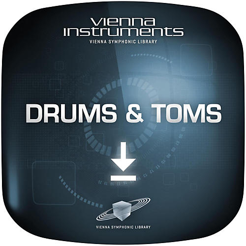 Vienna Instruments Drums & Toms Upgrade To Full Library-thumbnail