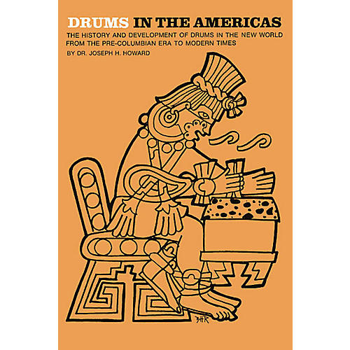 Music Sales Drums in the Americas Music Sales America Series Softcover Written by Joseph Howard-thumbnail