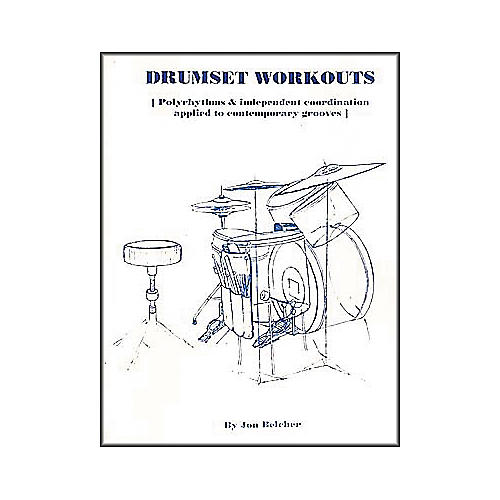 Hal Leonard Drumset Workouts-thumbnail