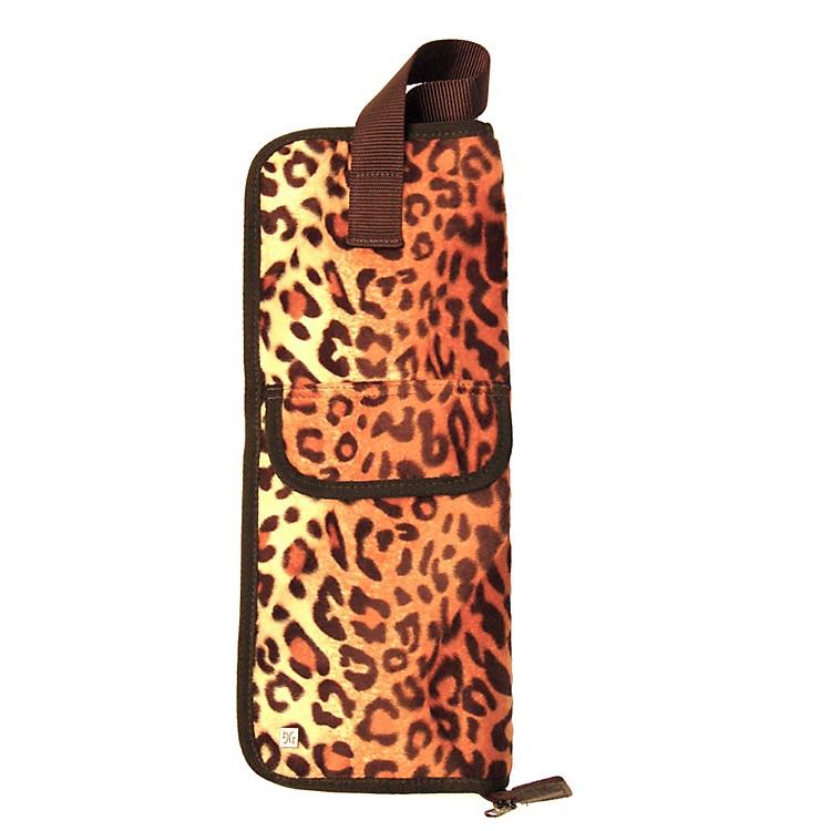 Get'm Get'mDrumstick bag - Dark Leopard