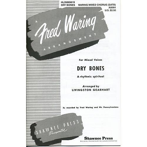 Hal Leonard Dry Bones SATB