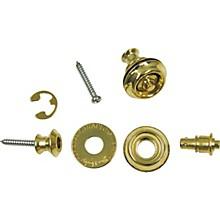 Dunlop Dual-Design Straplok System Brass