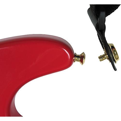 Dunlop Dual-Design Straplok System Gold