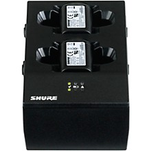 Shure Dual Docking Battery Charger without Power Supply