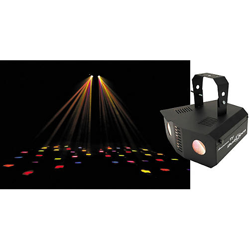 American DJ Dual Gem Effect Light