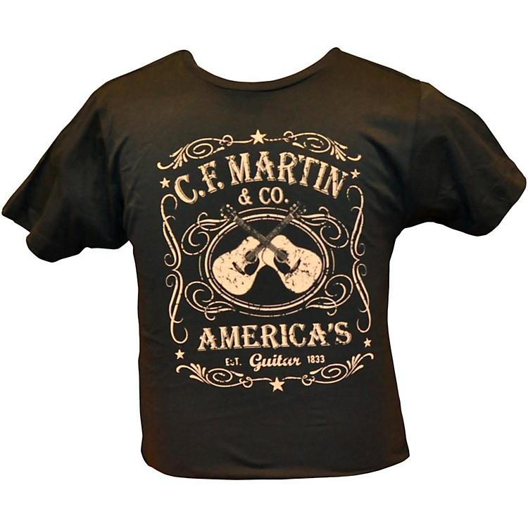 MartinDual Guitars Vintage T-Shirt