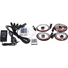 DrumLite Dual LED Banded Lighting Kit for 12/14/20 Drums Level 1