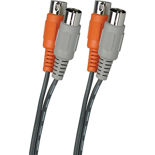 Live Wire Dual MIDI Cable  2 Meters