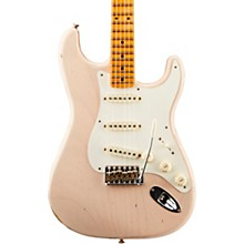 Fender Custom Shop Dual Mag Relic Stratocaster - Custom Built - Namm Limited Edition Dirty White Blonde