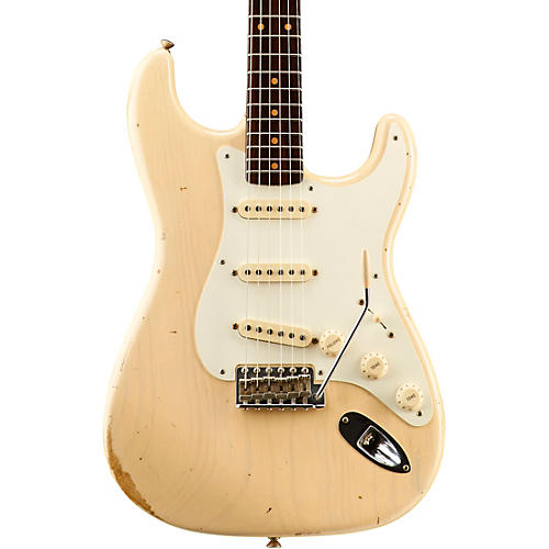 Fender Custom Shop Dual Mag Relic Stratocaster Rosewood Neck  - Custom Built - Namm Limited Edition