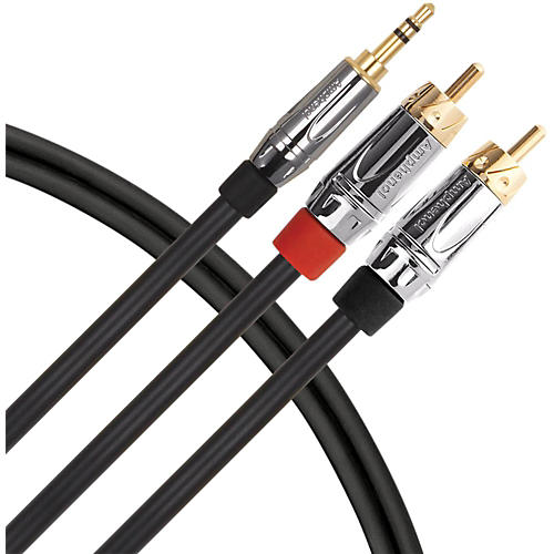 Live Wire Dual RCA Premium 3.5MM Cable