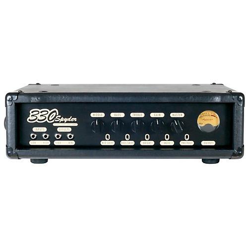 Ashdown Dual Tube Preamp Series 330 Bass Amp Head-thumbnail